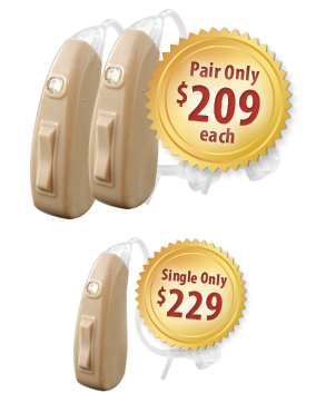 Hcrc Rechargeable Hearing Aid Advanced Affordable Hearing