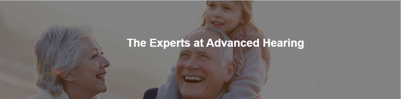 The experts at advanced hearing