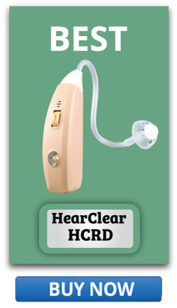Best option Rechargeable Hearing Aid HCRD