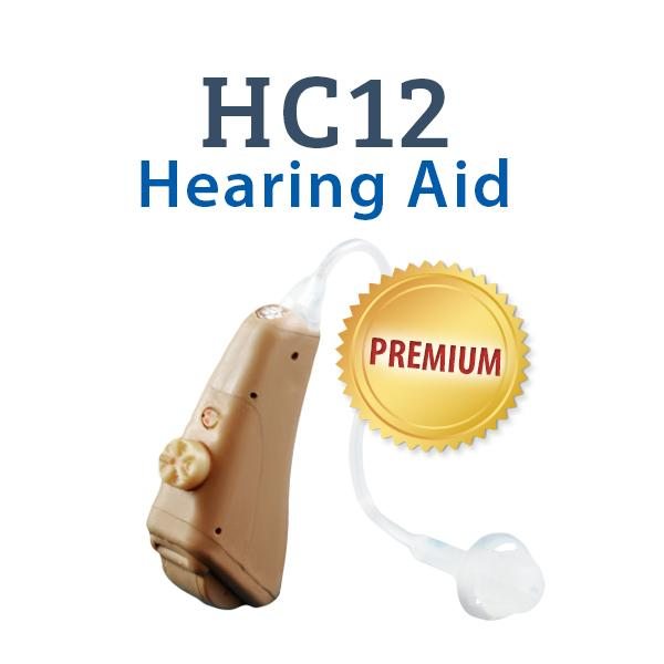 HC12 Hearing Aid