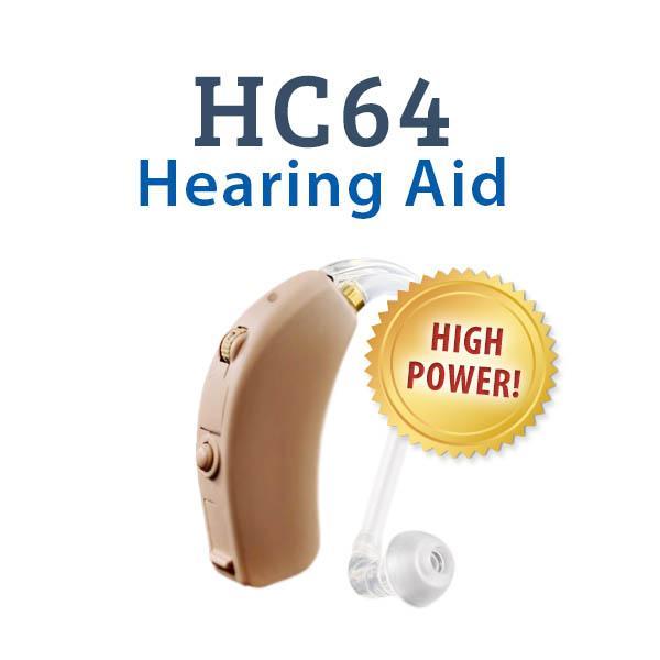 HC64 Hearing Aid