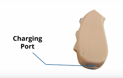 HCR Charging Port