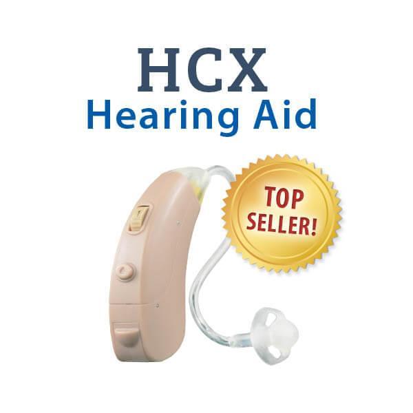 HCX Hearing Aid