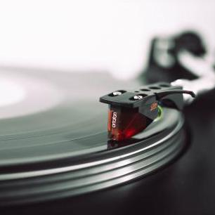 Record Player Causing Noise-Induced Hearing Loss