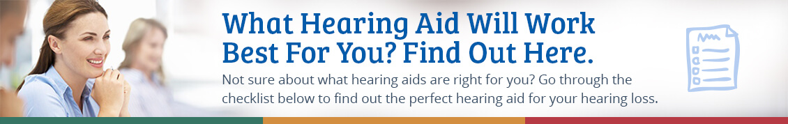 What Hearing Aid Will Work Best For You Find Out Here.