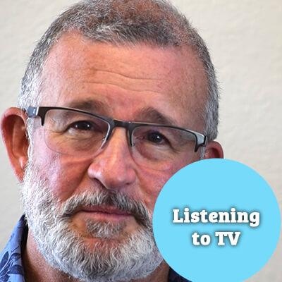hearing aids for listening to TV