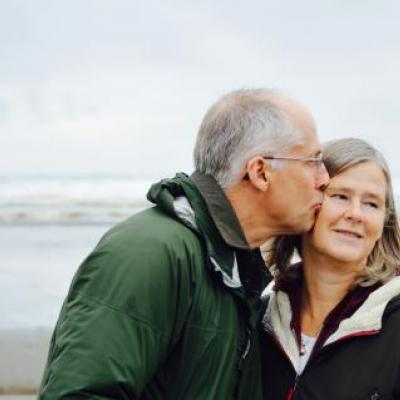 Two Parents Who Need Hearing Aids