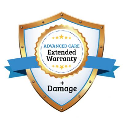 Extended Warranty + Damage Protection