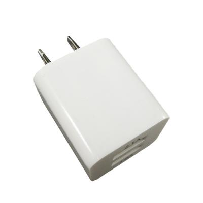 Dual USB Wall Adapter for Mini Charger - top