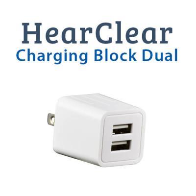 HearClear Charging Block Dual