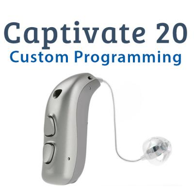 Sonic Captivate Custom Programming