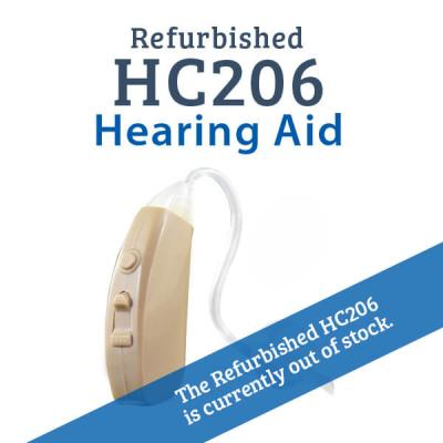 HC206 Refurbished Out of Stock