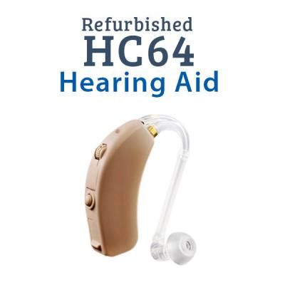 Refurbished HearClear HC64 Digital Hearing Aid