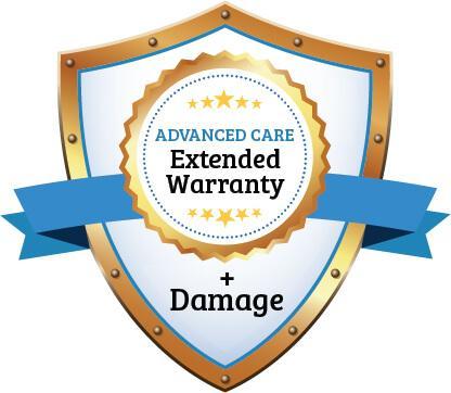 Extended Warranty + Damage