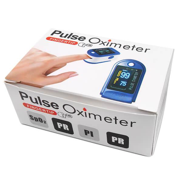 Finger Pulse Oximeter Package