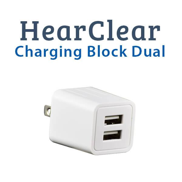 HearClear Charging Block Dual
