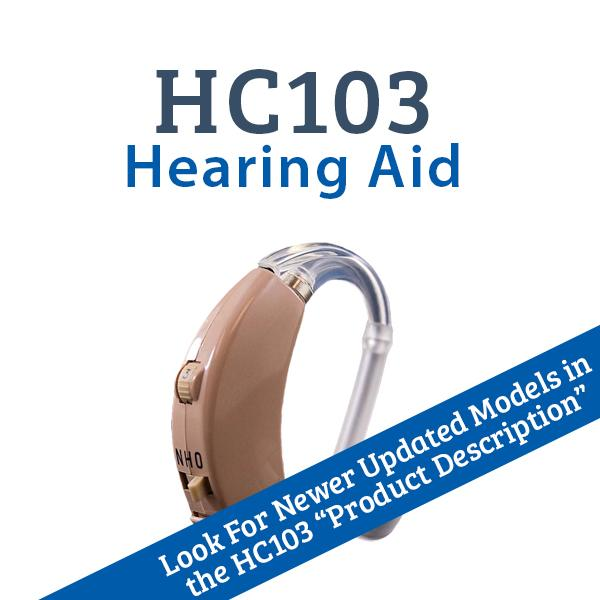 Miracle Ear Hearing Aids >> HC103 Analog Hearing Aid | Advanced Affordable Hearing