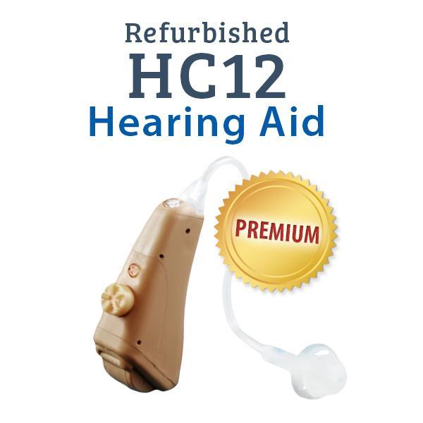 Refurbished HearClear HC12 Digital Hearing Aid