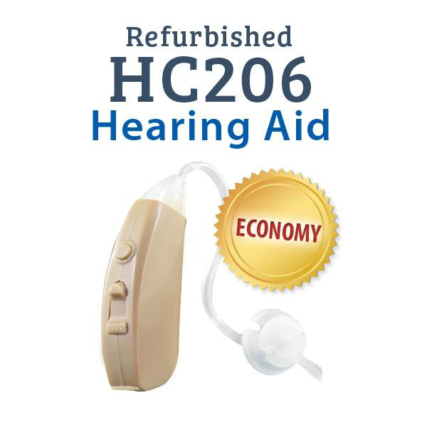 Refurbished HC206 Digital Hearing Aid