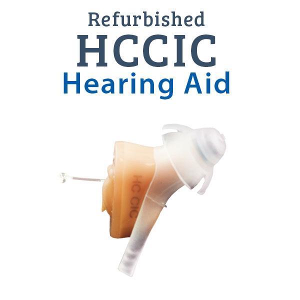 Miracle Ear Hearing Aids >> Refurbished HearClear CIC Digital Hearing Aid | Advanced ...