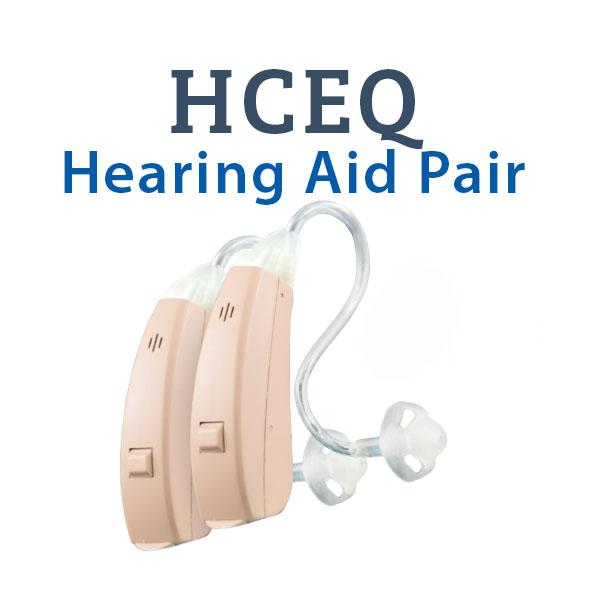 HCEQ Digital Hearing Aid Pair