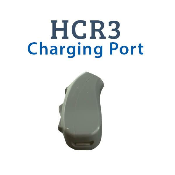 HCR3 Rechargeable Digital Hearing Aid Charging Port