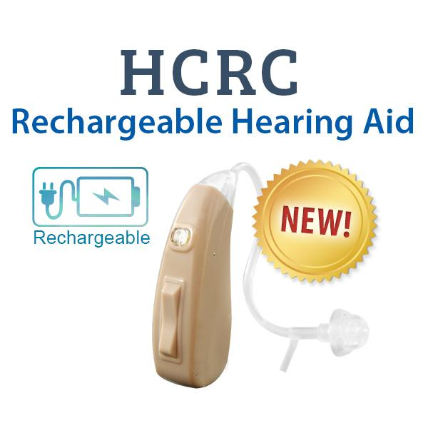 Hearclear Hcrc Rechargeable Digital Hearing Aid Advanced