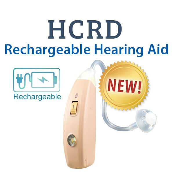 HCRD Rechargeable Hearing Aid