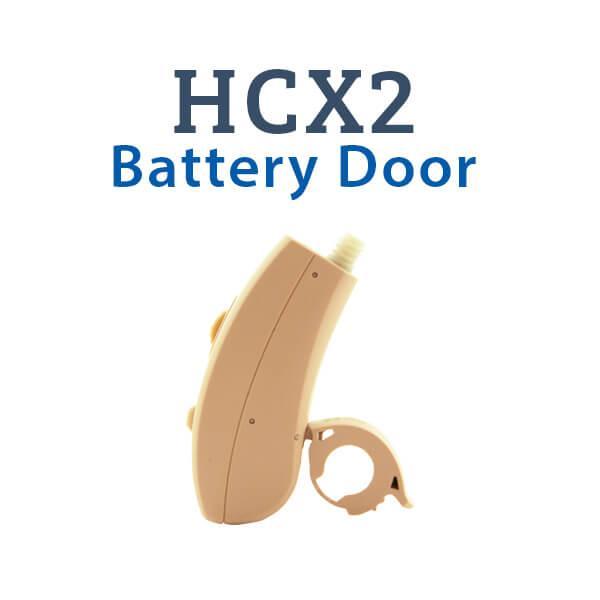 HCX2 Digital Hearing Aid Battery Door