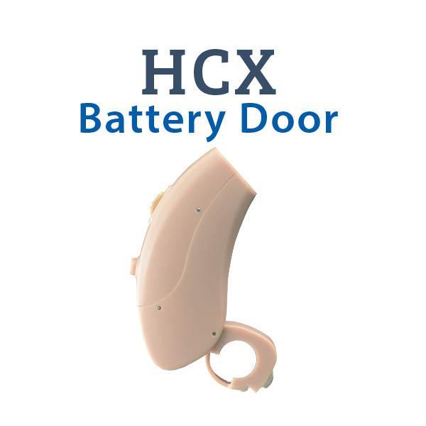 HCX Digital Hearing Aid Battery Door