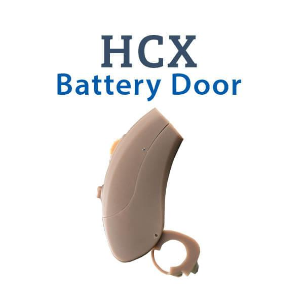 HCX Digital Hearing Aid Battery Door