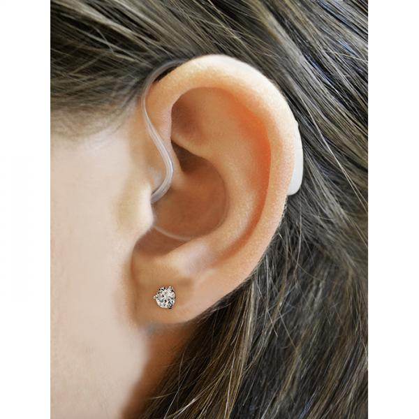 HCX Digital Hearing Aid Behind the Ear