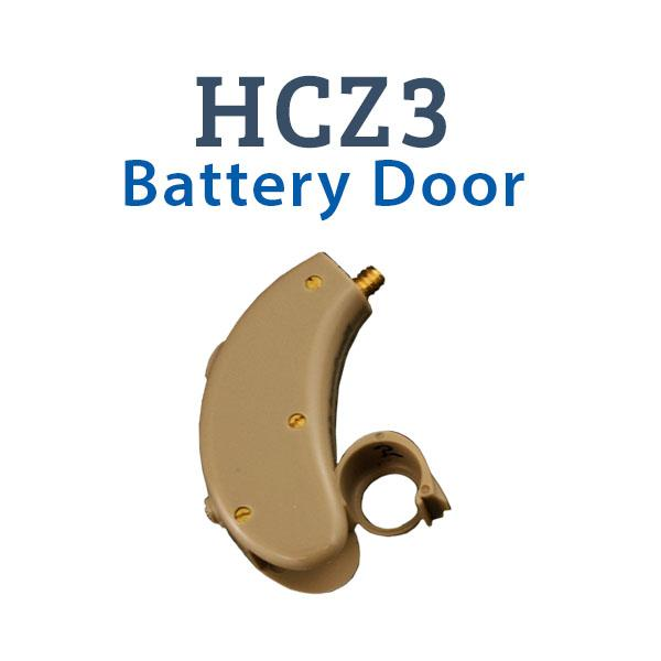 HCZ3 Digital Hearing Aid Battery Door