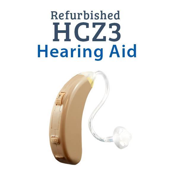 Affordable Hearing Aids >> Refurbished Hearclear Hcz3 Digital Hearing Aid Advanced