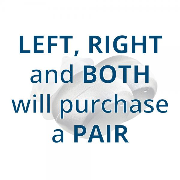 Left, Right and BOTH will purchase a PAIR.