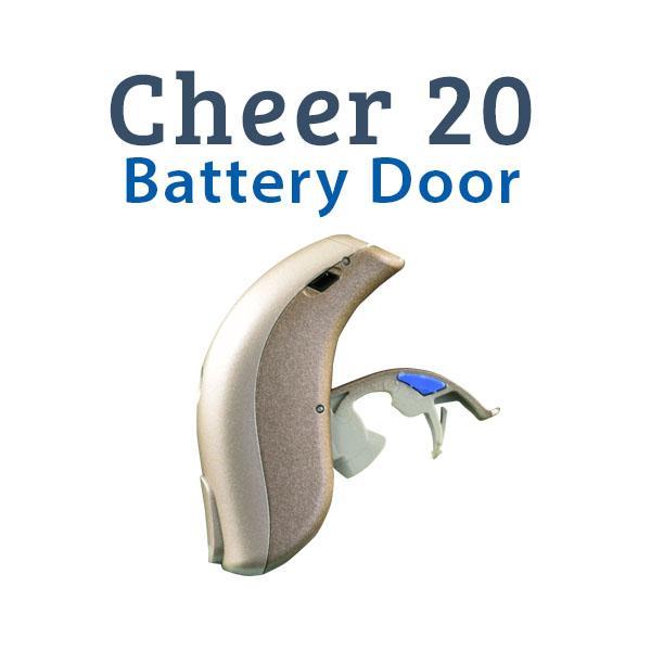 Sonic Cheer 20 Digital Hearing Aid Battery Door