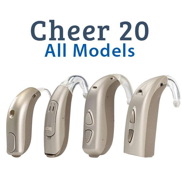 Sonic Cheer 20 Digital Hearing Aid All Models