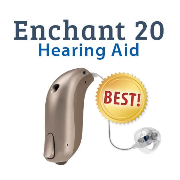 Sonic Innovations Enchant 20 Hearing Aid