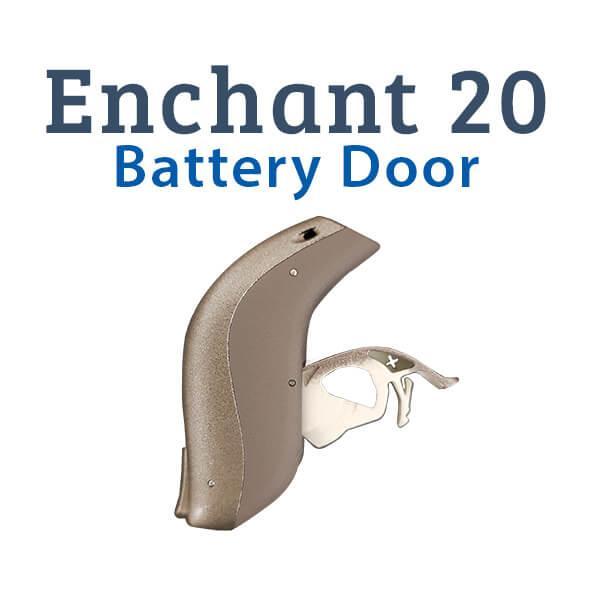 Sonic Innovations Enchant 20 Hearing Aid Battery Door