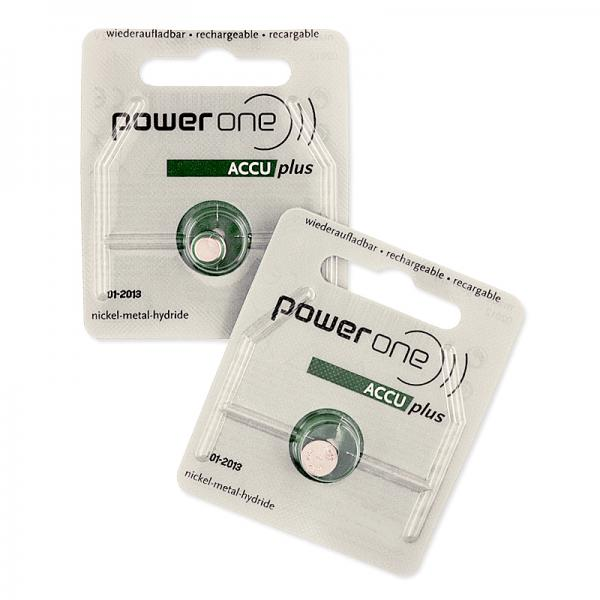 Rechargeable Batteries Two Packs