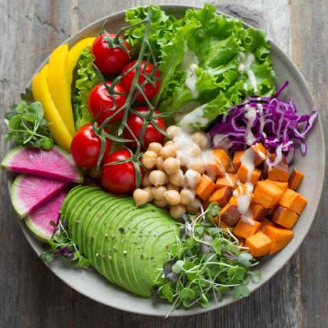 A Healthy Salad for Healthier Hearing