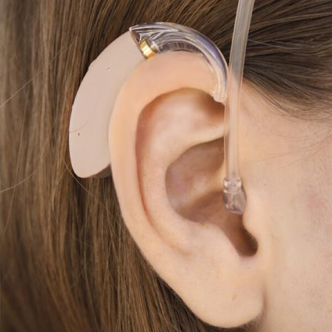How To Attach An Earhook And Thick Tube To A Hearing Aid