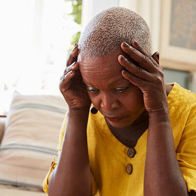 hearing loss leads woman to experience social isolation